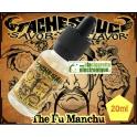 E-liquide Stache Sauce The Fu Manchu
