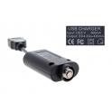 Chargeur USB court pour batterie ego