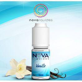 E-liquide Nova Vanille