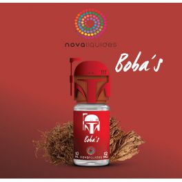 E-liquide Nova Boba's