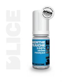 E-liquide D'lice Menthe Fraiche