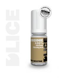 E-liquide D'lice Tabac Virginie