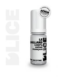 E-liquide D'lice Tabac Gaillard