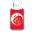 E-liquide Fraise Vincent dans les Vapes